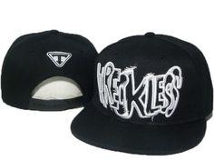 TEAM LIFE Wreckless Snapbacks Hats