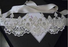 Wedding bridal SashBridal dress belt bridal by Misseleganceyveils, £49.99