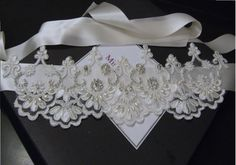 Wedding bridal SashBridal dress belt bridal by Misseleganceyveils, £49.99