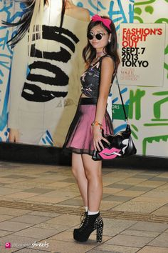 130907-9547 - Fashion's Night Out Tokyo 2013