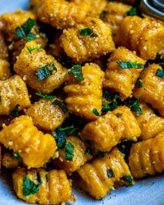 Vegan Dinner Recipes, Vegan Dinners, Italian Recipes, Vegetarian Recipes, Healthy Recipes, Dinner Healthy, Vegan Gnocchi Recipe, Gnocchi Recipes, Bread Recipes