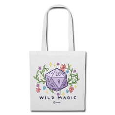 WILD MAGIC - Tote Bag