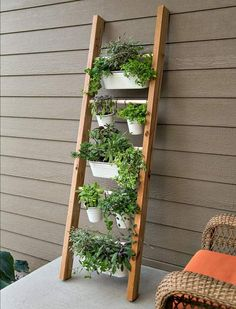 Vertical Herb Gardens That Will Grow a LOT of Herbs in a Small Space - Pl., Clever Vertical Herb Gardens That Will Grow a LOT of Herbs in a Small Space - Pl., Clever Vertical Herb Gardens That Will Grow a LOT of Herbs in a Small Space - Pl. Vertical Herb Gardens, Vertical Garden Design, Outdoor Gardens, Vertical Planting, Vertical Garden Planters, Herb Garden Planter, Small Vertical Garden Ideas, Patio Herb Gardens, Garden Ideas For Small Spaces