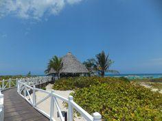 To The Beach ~ Melia Las Dunas, Cayo Santa Maria, Cuba count down