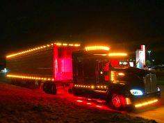 Show Trucks, Big Rig Trucks, Custom Big Rigs, Kenworth Trucks, Air Ride, Trailers, Rooster, Weird, Wheels