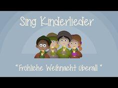 Kling, Glöckchen - Weihnachtslieder zum Mitsingen | Sing Kinderlieder - YouTube