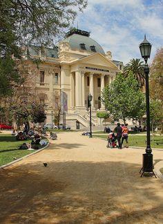 Museo Nacional de Bellas Artes, Santiago, Chile