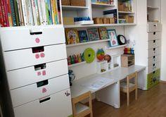 montessori tvoření děti busybags