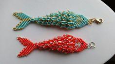 Моя рыбалка. | biser.info - всё о бисере и бисерном творчестве