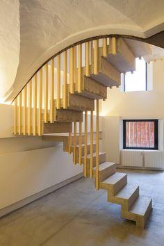 Espai vertical, Olot, 2013 - Arnau Estudi d'Arquitectura