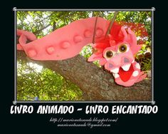 Livro Animado da Marionete e Saúde - Brasil.