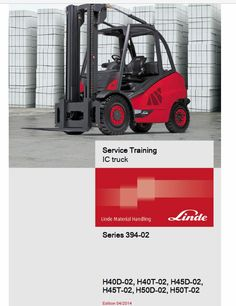 This Linde 394 Forklift Truck H-Series: Service Training (Workshop) Manual contains detailed repair instructions and maintenance specifications to facilitate your repair and troubleshooting. Change Management, Project Management, Lean Six Sigma, Outdoor Power Equipment, Manual, Workshop, Training, Trucks, Coaching
