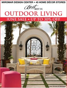Outdoor Living Home Design Magazine Naples On Pinterest Private Garden Design Trends And