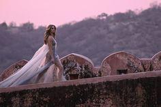 Natalia Vodianova for 'La Legende de Shalimar' by Guerlain - I love this short film/advert.
