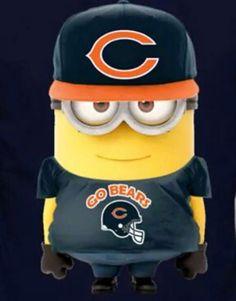 Bears Minion https://www.fanprint.com/licenses/chicago-bears?ref=5750