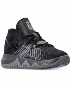 a60ad0bfb9cd Nike Boys  Kyrie Flytrap Basketball Sneakers from Finish Line - Black 6