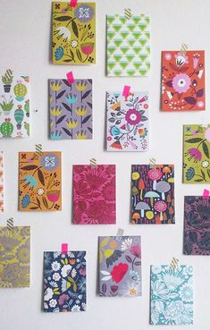 Love these designs:print & pattern: ETSY SHOP - maggiemagoo
