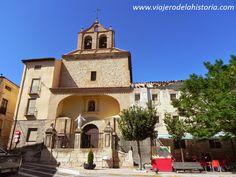 Viajero de la Historia: Molina de Aragón, ciudad fortaleza. Iglesia de San Pedro.