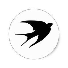 Barn Swallow Sticker