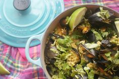 Breakfast, lunch, tea and afters. One Pot, Mussels, Guacamole, Sprouts, Author, Lunch, Vegetables, Breakfast, Ethnic Recipes