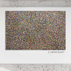 Get a original painting for an affordable price. Free shipping. Have a look on capsun-art.ch