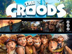 The CROODS, by DreamWorks - Die moeten we hebben!