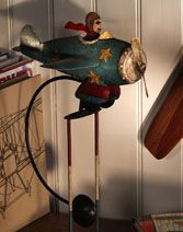 Reproduction Balance Toys from Designer Antiques, Atlanta