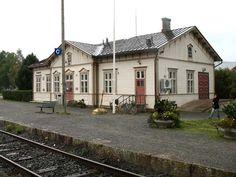 Lapua old railway station, Finland | Lapuan rautatieasema. Kuva: MV/RHO Maria Kurtén 2006