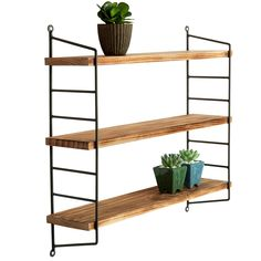 Antiqued Brass Floating Shelves Set Of 3 | Decor Ideas | Pinterest |  Industrial Chic, Antique Brass And Industrial