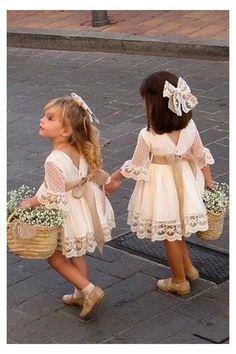 Toddler Flower Girl Dresses, Tulle Flower Girl, Girls Dresses, Flower Girl Dresses Country, Pageant Dresses, Wedding Flower Girls, Party Dresses, Bohemian Flower Girl Dress, Vintage Flower Girls