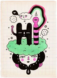Blog: February's Guest Contributor: Muxxi - Doodlers Anonymous