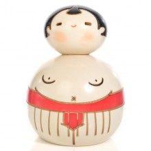 Hehe the sumo boobs.