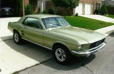 ~ 1968 Mustang Coupe