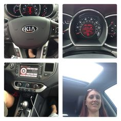 The Kia Rio SX may be a small car but it packs quite a powerful punch and can come loaded with premium features. Kia Motors, Kia Rio, Kia Soul, Kia Optima, Market Value, Big Guys, Small Cars, Car Car, Back Pain