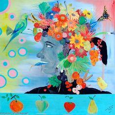 Artwork >> Maximin Lida >> BLOSSOM - Contemporary