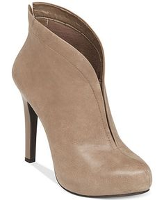 Jessica Simpson Allest Shooties - Booties - Shoes - Macy's