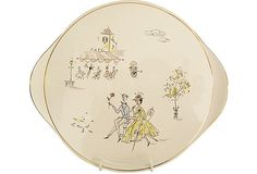 Large Trivet or Serving Platter III  Way overpriced, otherwishe i'd snap this up--so light and girly