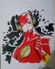 Flash Drawing