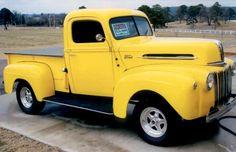 Classic Cars For Sale Old Ford Trucks, Old Pickup Trucks, Antique Trucks, Vintage Trucks, Cool Trucks, Cool Cars, Classic Trucks, Classic Cars, Cars Motorcycles