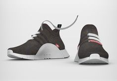 adidas NMD Omega by Antoine Beynel Me Too Shoes, Men's Shoes, Shoe Boots, Shoes Sneakers, Shoes Men, Adidas Nmd, Adidas Shoes, Mens Fashion Shoes, Sneakers Fashion