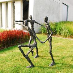 To Enjoy by Ann Vrielinck at The Sculpture Park Sculptures For Sale, Garden Sculptures, Chalk Paint, Landscape, Abstract, Ann, Paper Mache, Painting, Public