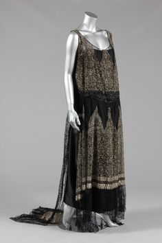 Evening Dress, House of Worth c.1929 - 1