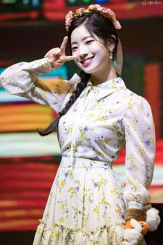 Dahyun-Twice 180421 Fansign Event