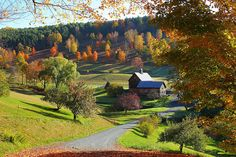 Sleepy Hollow Farm, Woodstock