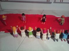Oscar's red carpet playmobil