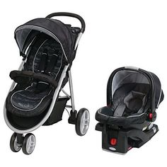 """Babies""""R""""Us is home to an extensive inventory of baby strollers that keep baby comfortable and secure as you move through the day together. Allowing you to travel in style, today's baby carriages provide a smooth ride, easy storage, and appealing designs, making them a pleasure to own and use. Car Seat And Stroller, Jogging Stroller, Travel Stroller, Baby Car Seats, Toddler Stroller, Toddler Car, Umbrella Stroller, Girl Toddler, Best Baby Strollers"""