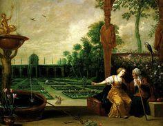 David Teniers 1638