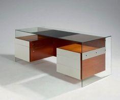 Antoine Philippon & Jacqueline Lecoq . desk, 1967