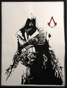 Ezio Auditore da Firenze: Assassin's Creed II