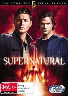 Supernatural - Season 05 Drama, DVD | Sanity